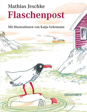 Flaschenpost <br> [Message in a bottle]