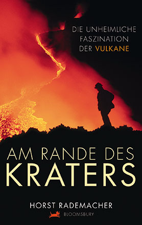 Am Rande des Kraters