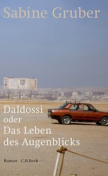Book cover Daldossi, or A Moment's Life