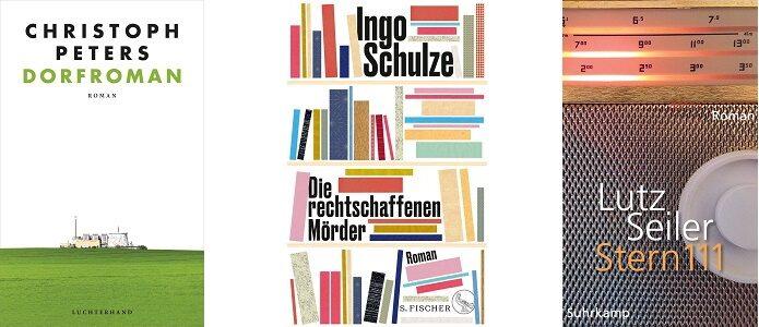 Christoph Peters, Ingo Schulze, Lutz Seiler